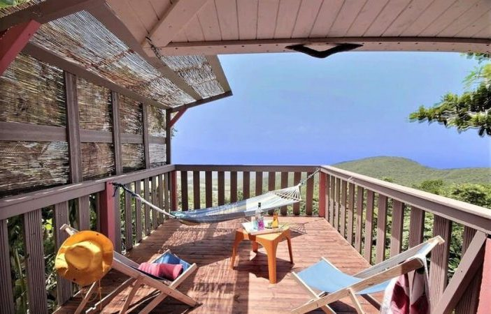 location bungalow trinité martinique